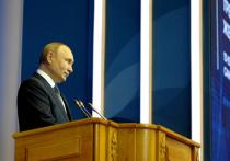 Владимир Путин, выступая в четверг на Евразийском женском форуме, признал право каждого на гендерную самоидентификацию