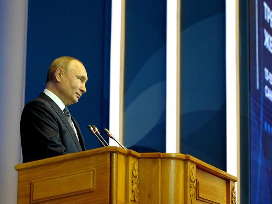 Президент выступил на Евразийском женском форуме
