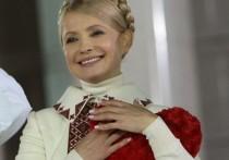 Тимошенко обратилась к голодающему