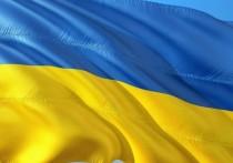 Экс-депутат Верховной Рады Украины, националистка Ирина Фарионвыступила с приз