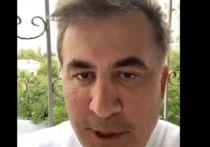 Саакашвили заявил о скором падении