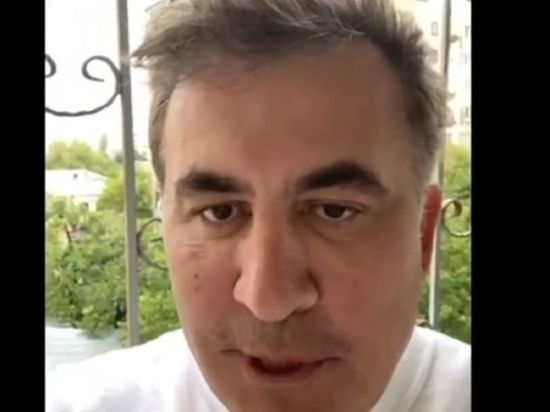 """Саакашвили заявил о скором падении """"Карфагена зла"""" в Грузии"""