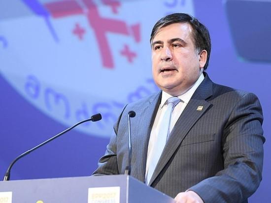 В Тбилиси митинг в поддержку Саакашвили побил девятилетний рекорд