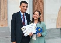 Курянка Юлиана Жагапарова победила в международном проекте «100 идей для СНГ»