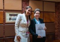 Наталья Комарова поддержала проект создания отделения «Евразийского объединения женщин» на Балканах