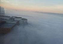 На утро 15 октября в атмосферном воздухе Екатеринбурга выявлено превышение в 1,06 раза предельно допустимое содержание мелкодисперсной пыли PM 2,5