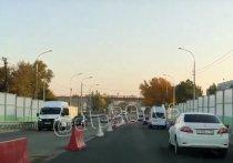 В Астрахани полностью заработал Милицейский мост