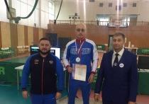 Тамбовский спортсмен стал серебряным призёром  чемпионата России по пауэрлифтингу