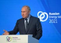 Bloomberg: Путин хочет сэкономить деньги на черный день