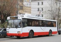В Кирове выпустили обновленный троллейбус номер четыре