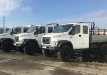 Новой рабочей техникой обеспечивают лесничих на Ямале