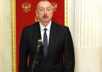 Президент Азербайджана Ильхам Алиев отметил важную роль Владимира Путина в прекращении военного конфликта в Нагорном Карабахе