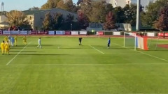 Французский Роналдо: Макрон забил пенальти на благотворительном матче