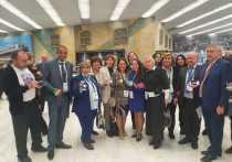 В Москве в концертом зале правительства открылся Всемирный конгресс соотечественников