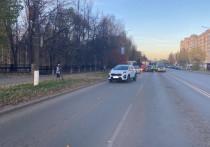 В Кирове иномарка сбила 51-летнюю женщину