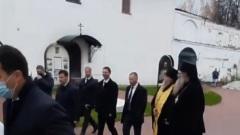Новый губернатор Ярославской области начал знакомиться с регионом с монастыря