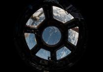 Международная космическая станция потеряла ориентацию в пространстве