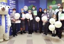 Пенсионеры и молодые семьи получили жилищные сертификаты в Лабытнанги