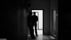 Кадры задержания насильника волгоградской школьницы, сбежавшего из ульяновской тюрьмы