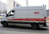 В роли альпинистов пришлось выступить сотрудникам  МЧС, которые в четверг проникли в квартиру на 12-м этаже на западе Москвы