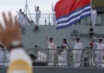 В Японском море начались российско-китайские военно-морские учения «Морское взаимодействие-2021»