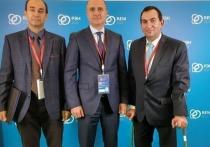 Роман Амстиславский представил Пензенскую область на Всероссийском энергетическом форуме в Москве