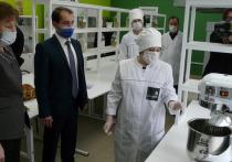 В РГАТУ открылись новые учебные мастерские