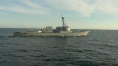 Эсминец ВМС США попытался нарушить российскую границу: кадры инцидента