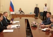 В Петербурге обсуждались межпарламентские отношения Молдовы и России