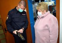 Общественный совет МВД по Смоленской области проверил работу полиции в Смоленском районе