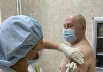 Переболевший глава Тазовского района привился от коронавируса