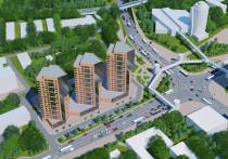 В Красноярске подписано постановление об изъятии земельных участков на улице Димитрова в Железнодорожном районе города. На месте старых домов здесь планируется построить новый жилой комплекс.