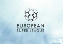 """Президент футбольного клуба """"Барселоны"""" Жоан Лапорта заявил, что проект европейской футбольной Суперлиги сохраняет актуальность"""