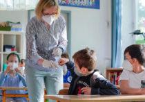 Германия: Резкий скачок заражаемости ковидом среди детей