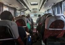 В Турции в Анталье произошло ДТП с автобусом
