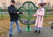 «Доброе дерево» для сбора пластиковых крышек установили в Лабытнанги