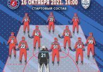 В Красноярске начался матч между красноярским хоккейным клубом«Енисей» и московским клубом «Динамо». Команды сразятся за Суперкубок России.