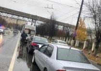 Маленький мальчик получил сотрясение в аварии в Твери
