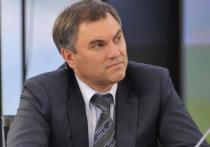 Володин заявил, что свыше 90% депутатов Госдумы привились иди переболели коронавирусом