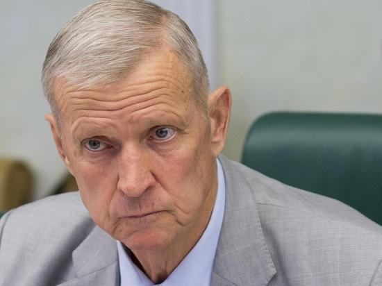 В Администрации Астраханской области сообщили о кончине бывшего члена Совета Федерации от региона Геннадия Горбунова