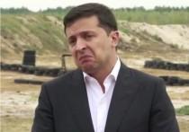 """Как сообщает телеканал ICTV, президент Украины Владимир Зеленский, комментируя свое попадание в """"Досье Пандоры"""", заявив, что, не смотря на наличие у него офшоров, он не занимался отмыванием денег"""
