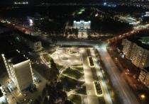 Архитектурная подсветка: новые огни засияли на улицах Ноябрьска