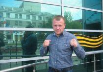 Боец ММА Александр Шлеменко из Омска выиграл в Сочи на турнире EFC 42