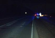 В Кирово-Чепецком районе водитель «Волги» въехал в дорожный знак и погиб