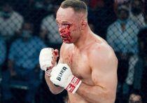 Туляк Алексей Махно одержал победу на AMC Fight Nights 105