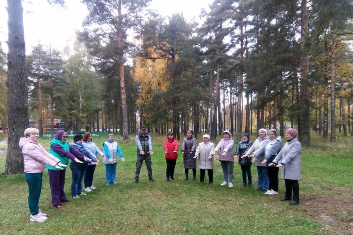 Для пожилых костромичей весь октябрь работает «Школа здоровья»