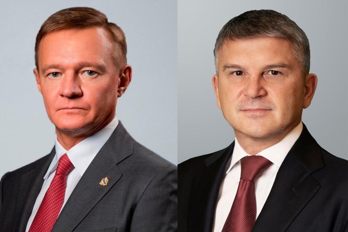 Роман Старовойт и Игорь Маковский провели рабочую встречу
