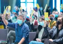 Немецкая партия «Союз-90»/«Зеленые» одобрила начало коалиционных переговоров о создании правительства с социал-демократами (СДПГ)