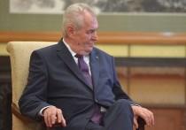 Спикер сената Чехии Милош Выстрчил рассказал, что президент страны Милош Земан не может исполнять свои обязанности