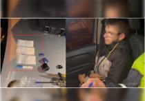 В Красноармейском районе полицейские остановили для проверки документов водителя ВАЗ-2107